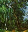 Лес в Кунцеве
