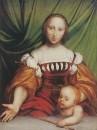 Венера и Купидон. 1516-1526. Художественный музей, Базель