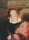 Portrait of Benedikt von Hertenstein 1517