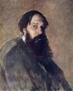 Портрет художника А.К.Саврасова. Х., м. 71х57 ГТГ