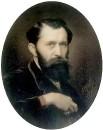 Автопортрет. 1870 Х., м. 59,7х46 ГТГ