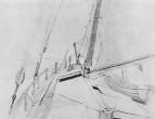 Носовая часть корабля, 1819