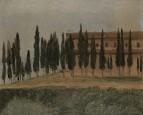 Монастырь Монт-Оливето около Флоренции, неизв. дата