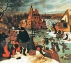 Зима, катание на коньках (1600-1605) (Москва, ГМИИ им.Пушкина)