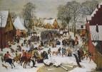 Избиение младенцев (1605-1610) (Вена, Музей истории искусств)