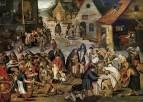 Семь актов милосердия (Антверпен, Королевский музей искусств)