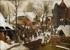 Поклонение волхвов зимой (1638) (Амстердам, Государственный музей)