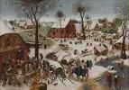 Перепись в Вифлееме (1605-1610) (Маастрихт, Bonnefantenmuseum)
