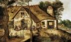 Крестьянское подворье (частная коллекция)