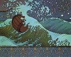 Бочка по морю плывет…