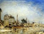 Канал Сен-Мартен Париж
