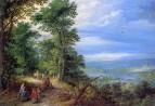 Опушка леса (Бегство в Египет), 1610