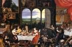 Чувства слуха, осязания и вкуса,  1618