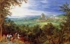 Пейзаж с Шато де Мариемон