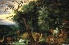 Рай, 1616