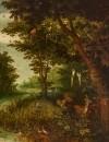 Рай с животными, 1620