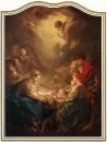 Поклонение Пастухов, 1750