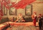 Темная Одалиска, 1745
