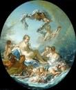 Триумф богини Венеры, 1743-1745