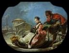 Четыре Сезона. Зима, 1755