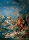 Юнона посещает хранителя ветров Эола, 1769