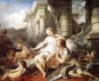 Ринальдо и Армида, 1734