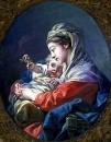 Мария с младенцем, 1765-1770