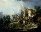 Мельница в Шаратоне, 1750