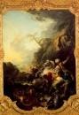 Охотник на леопарда, 1736