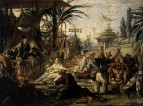 Китайский танец, 1742