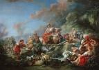 Возвращение с Рынка, 1767