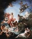 Восход солнца, 1748