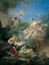 Венера в кузнице Вулкана, 1769
