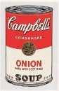Campbell'S Soup Can (onion)