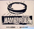 Hamburger (beige)