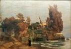 Вилла у моря.1865