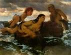 Морская идиллия. 1887