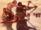 Штиль на море. 1887