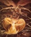 Большой красный дракон и жена солнце. 1810