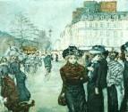 1906-1907 La Place Clichy