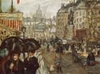 1895 vers La Place Clichy et le Sacre-Coeur
