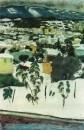 1927 vers Le Cannet sous la neige
