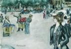 1907 vers Mouvement de Rue