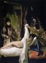 Louis d'Orleans Showing his Mistress