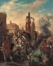1856 - Clorinda Rescues Olindo und Sophronia