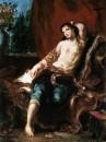 1857 - Odalisque