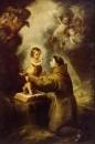 Видение Святого Антония Падуанского, между 1660 и 1680