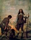 Портрет Дона Антонио Хуртадо де Сальседо, маркиза Легарда, около 1660