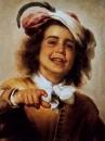 Смеющийся мальчик, 1670-e