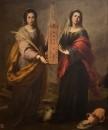 Святая Юста и Святая Руфина
